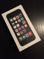IPHONE 5S 16GB BELL/VIRGIN CONDITION NEUF !!!