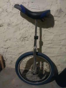 Bedford Unicycle -- Top Quality, Made in Toronto!