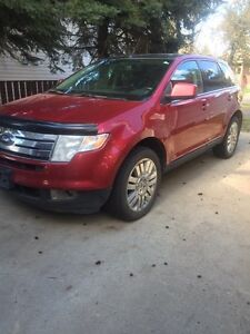 2008 Ford Edge limited - fully loaded