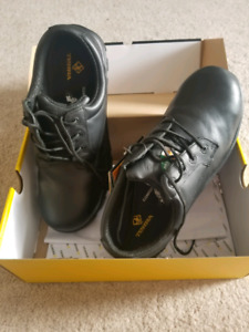 Mens Steel Toe Shoes Size 12