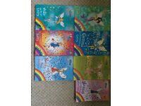 7 Rainbow Magic Books