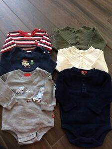 Size 9months shirts