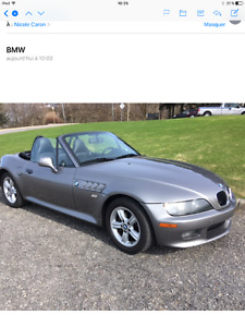 2002 BMW Z3 Kit M SPORT PACKAGE