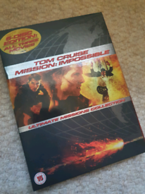 Mission Impossible 1-3 (DVD)