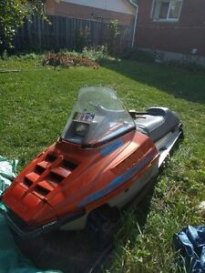 $325firm Complete 1990 Indy Sport 340 Parts Sled (Blown Top End)
