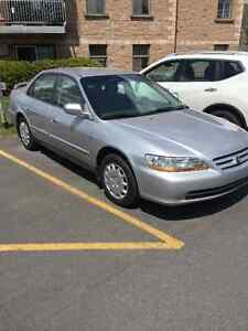 Honda Accord 2002 MECANIQUE A-1!! 2495$$