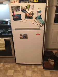 Maytag White Fridge- Top Freezer