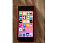 Apple iPhone unlocked pink for any network just like iPhone 5 5s