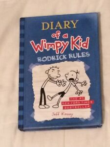 Diary of a Wimpy Kid Set 1-5 Kitchener / Waterloo Kitchener Area image 4