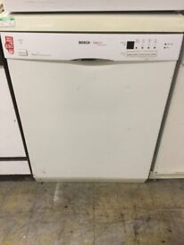 Bosch white/cream full size Dishwasher