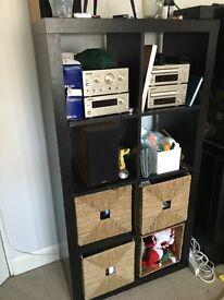 IKEA 8 cube storage unit