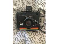 Polaroid appareil land instant 20 VINTAGE!
