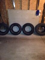 Small truck tires! Need gone ASAP!