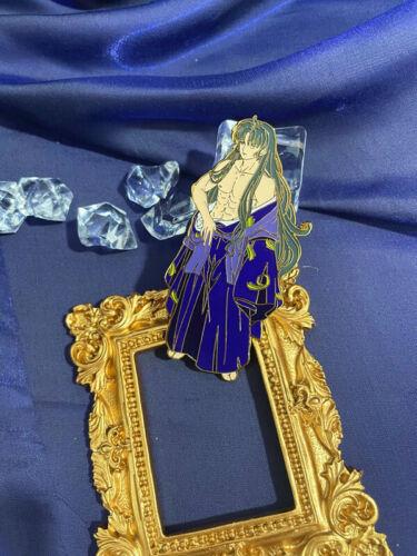 Inuyasha Naraku Metal Badge Brooch Pin Limited Collect Cosplay Props
