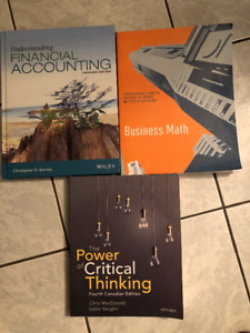 First Year Commerce Textbooks - UOIT