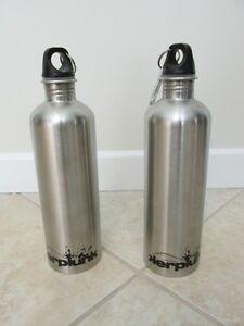 Stainless Steel Water Bottles Stratford Kitchener Area image 1