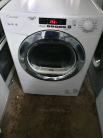 CANDY DIGITAL DISPLAY CONDENSER TUMBLE DRYER (9KG)(SMART TOUCH)