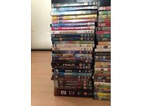 DVDs for all ages and genres great for keeping the kids amused in the school holidays