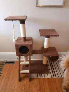 Large cat tree tower!