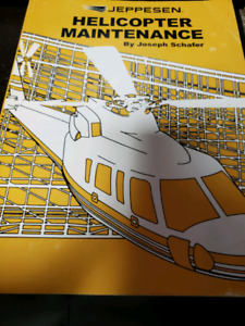 Helicopter maintenance Text Book