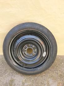 16 inch Space Saver Wheel - 125/70 R16