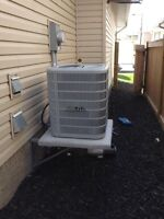 Install Air Conditioning