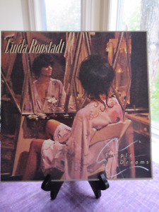 Two Linda Ronstadt Albums - Simple Dreams & What's New