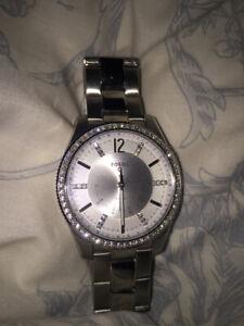 Women's Hybrid Fossil Watch