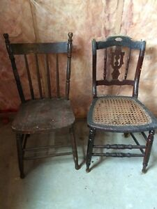 Old Chairs Belleville Belleville Area image 1