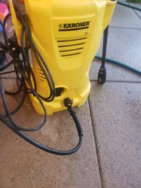 Jet wash 2 water pressure