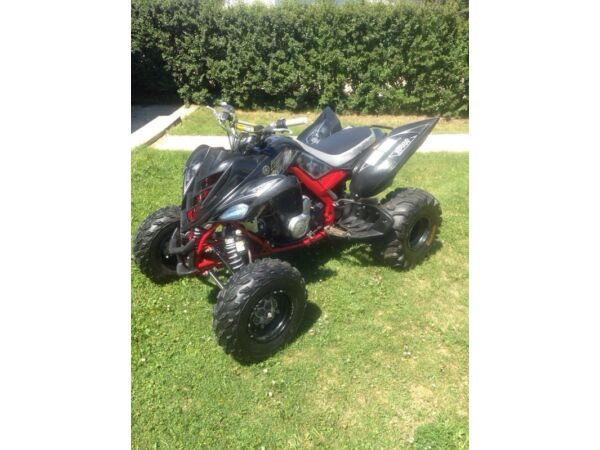 Used 2011 Yamaha raptor