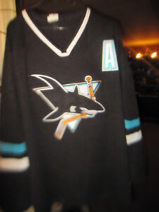 Pittsburgh Penguins And San Jose Sharks Hockey Jersey New