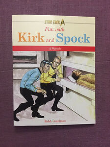 Star Trek Fun with Kirk and Spock