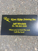 River Ridge Taping and Painting Inc. 780 862-2225