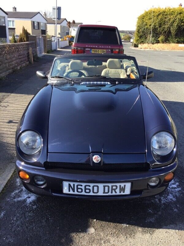 Rare UK only car - MG RV8 | in Plympton, Devon | Gumtree