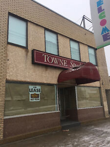 GREAT OFFICE/RETAIL SPACE LEASE OR SALE AVAIL MINS FROM DOWNTOWN
