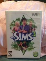 SIMS 3 for Wii