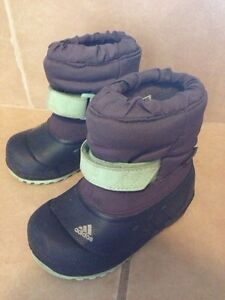 Adidas boots size 5