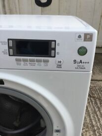 Hotpoint washing machine 9 kg