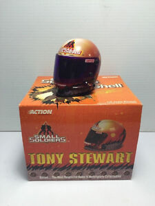 Action Tony Stewart Small Soldiers Shell Diecast Racing Helmet Kitchener / Waterloo Kitchener Area image 1