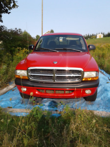2004 Dodge Dakota  1/4  ton truck