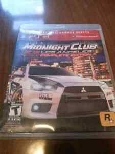 Midnight Club L.A. for PS3
