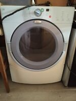 Whirlpool duet dryer - *reduced* buy today for $200 * need gone