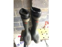 Thermal wellies