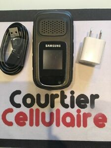 *VOIR DESCRIPTION* Samsung Rugby 3 Telus/Koodo ou Bell/Virgin