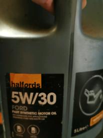5w30 Ford diesel oil
