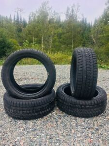 Winter Tires for Sale (Mint Condition)