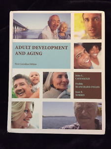 Adult Development and Aging (First Canadian Edition) (Hardcover)