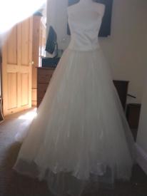 Job lot of wedding dresses most size 14 bnwt