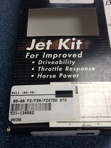 NEW Dynojet Jet Kit- FZ/FZR/FZX750